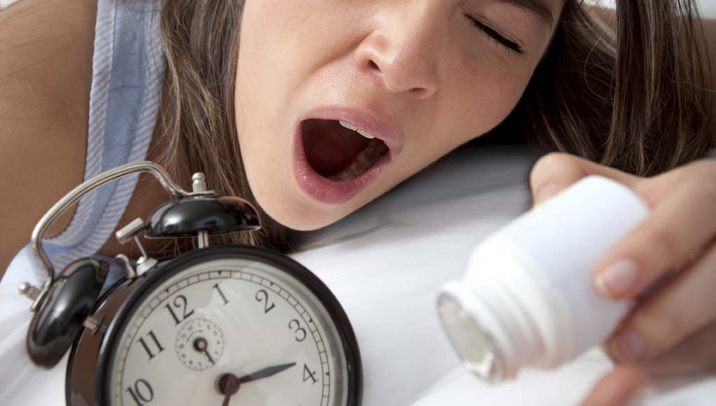Kick Insomnia Out of Your Bed