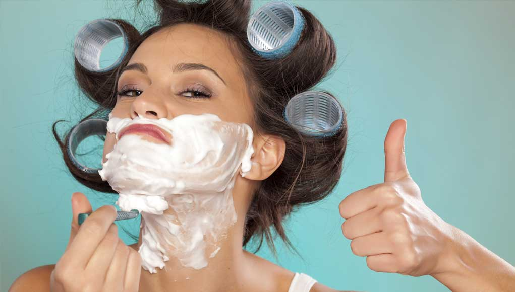 Why Women Are Shaving Their Faces...Should You?