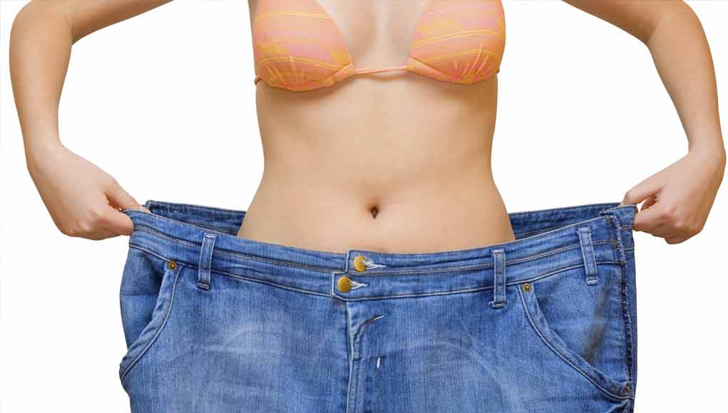 Slim Your Waistline Without Feeling Deprived