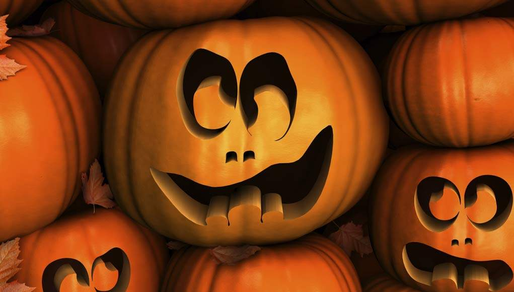 New Wacky Ideas For Carving Your Halloween Pumpkin