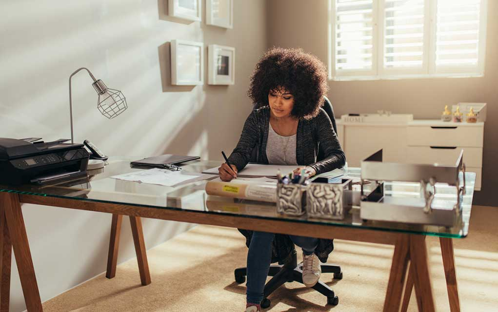 Five High-Paying Jobs You Can Do From Home