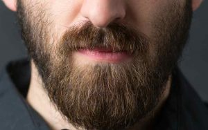 Short Beard + Mustache