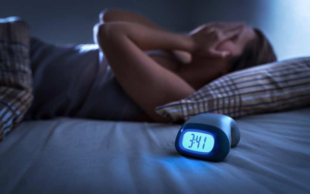 Unexpected Key to Unlocking Insomnia