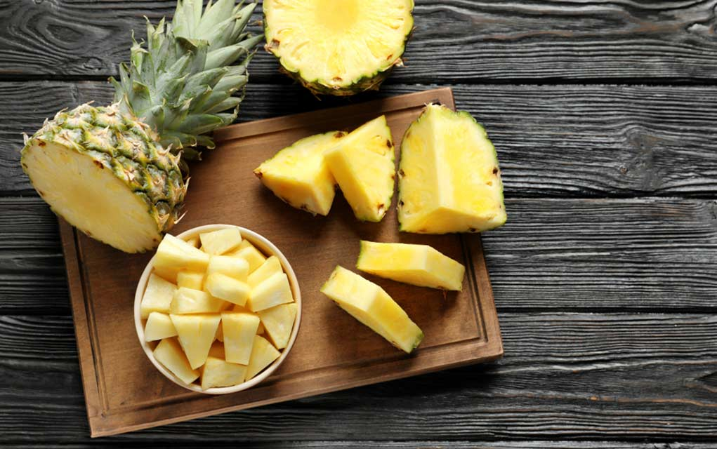 6 Reasons to Eat Pineapple